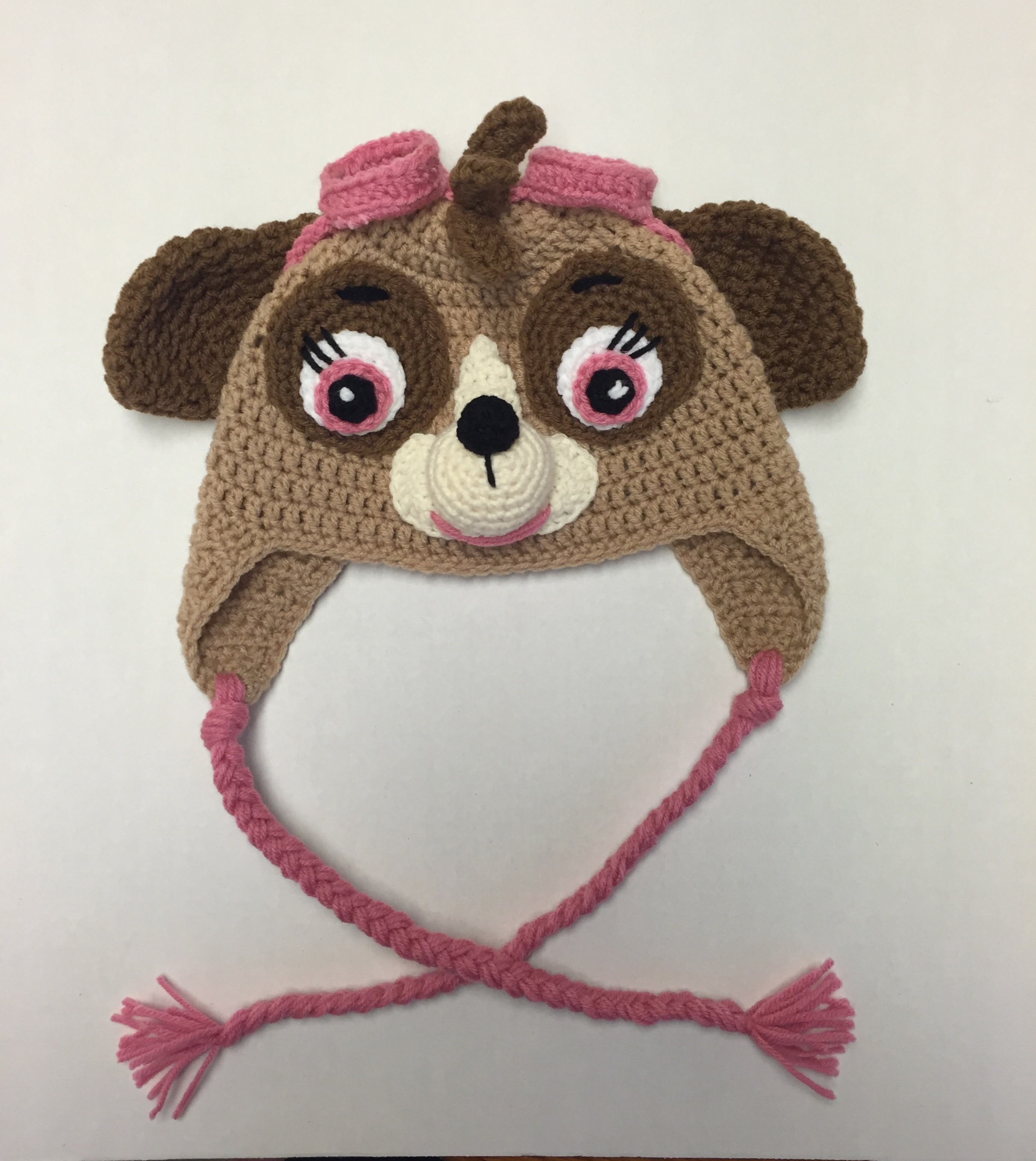 Who loves Paw Patrol? Hey Can You Crochet Me A...Blog