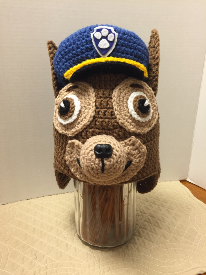 Crochet Hat Pattern Paw Patrol : Paw Patrol Hey Can You Crochet Me A...Blog